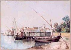 Alfredo Roque Gameiro - Orla marítima