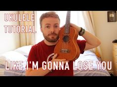 Like I'm Gonna Lose You - Meghan Trainor & John Legend (Ukulele Tutorial) - YouTube