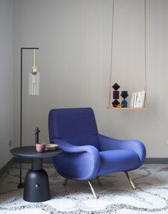 CASSINA Lady by Marco Zanuso - Best of Salone Del Mobile 2015 | Yellowtrace