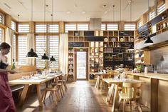 33 great family discounts in Dubai Interior Design Business, Restaurant Interior Design, Cafe Restaurant, Commercial Design, Best Interior, Home Design, Design Inspiration, Design Ideas, Dubai