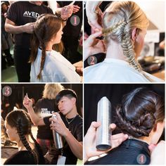 New York Fashion Week #Hair Tutorial: Regal Fishtail Braid