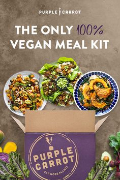 Delicious plant-based recipes and fresh ingredients delivered weekly. those Vegan recipes are incredibly Nice! Plant Based Eating, Plant Based Diet, Plant Based Recipes, Vegan Foods, Vegan Dishes, Vegan Meals, Whole Food Recipes, Cooking Recipes, Cooking Tips
