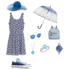 For women :) (summer) by skofild on Polyvore featuring H&M, Converse, LeSportsac, Shinola, Ippolita, Amanda Rose Collection, Vera Bradley, Chico's and Ray-Ban