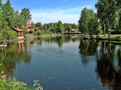 Sundborn - Home of Carl Larsson - Sundborn, Dalarna