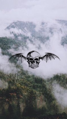 pretty epic deathbat wallpaper, picture found on tumblr: hqlockscreens