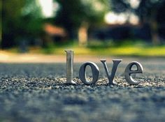 Love is the way