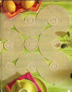 Салфетки, скатерти и покрывала - Салфеточки - Страна Мам