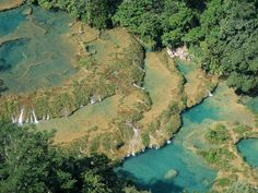 National park Semuc Champey -Top things to do in Guatemala
