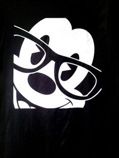 Mickey in glasses :)