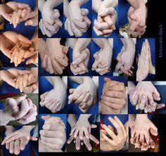 Hand Pose - Holding Hands 1 by Melyssah6-Stock on DeviantArt