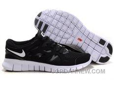 Mens Nike Free Run 2 Black Red White Shoes Mens Nike Free Run2  Mens  Nike Free Run 2  Pinterest  White shoes and Nike free