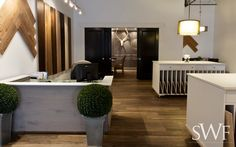Showrooms | Silverwood Flooring | Toronto