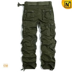 Army Green Hiking Pants CW100016 www.cwmalls.com
