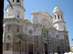 Chapter 10 - Huelva, Cádiz and Jaén ***photo: Cádiz Cathedral by Robert Bovington http://bovington-posts.blogspot.com.es/