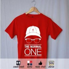Kaos The Normal One #1b (liverpool FC, liverpool, kopites, jurgen klopp) #metsustore