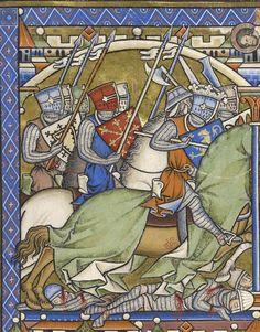 MS M. 638 Title Morgan Crusader Bible / St. Louis Bible Date Paris, France, ca. 1244-1254. Folio: 39r