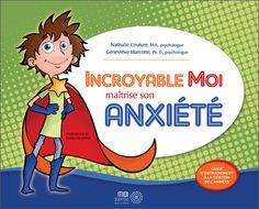 LIVRE / Guide pratique pour outiller les enfants souffrant d'anxiété via www.tdah.be