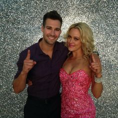 James and peta dancing with the stars hookup