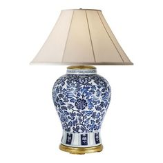 Marlena Large Table Lamp - Table Lamps - Lighting - Products - Ralph Lauren Home - RalphLaurenHome.com