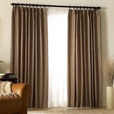 31 Ideas Living Room Curtains Ideas For Sliding Glass Door Window Coverings Sliding Door Curtains, Patio Door Curtains, Sliding Patio Doors, Cool Curtains, Sliding Glass Door, Glass Doors, Sliding Door Window Treatments, Curtains Living, Window Drapes