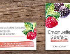 """Check out new work on my @Behance portfolio: """"Cartão Nutricionista"""" http://be.net/gallery/33333549/Cartao-Nutricionista"""