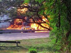 Truk Tangki Pertamina Terbakar di Tol, 1 Orang Tewas