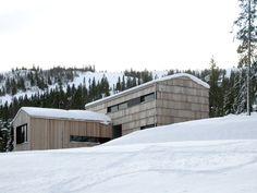 Mountain Lodges _ Kvitfjell | diva