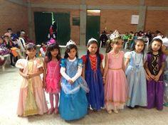 hermosas princesas adornaban nuestro dia dulce 2014