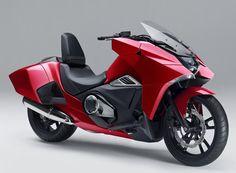 HONDA NM4 my dream bike