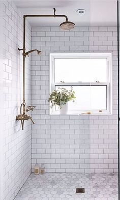 63 Luxury Walk in Shower Tile Ideas That Will Inspire You Part 19 ; bathroom remodel on a budget; walk in shower no door; walk in shower small bathroom; Home Design, Design Blog, Design Ideas, Design Trends, Interior Design, Bathroom Interior, Modern Bathroom, Bathroom Ideas, Master Bathroom