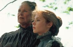 Coleen Dewhurst and Meghan Follows in Anne of Green Gables.
