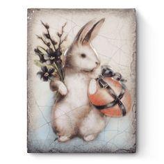 "Sid Dickens -Easter Bunny "" Bringing joyful laughter and sweet memories; the search begins!"