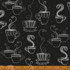 Windham - Blend - Black Coffee Cups