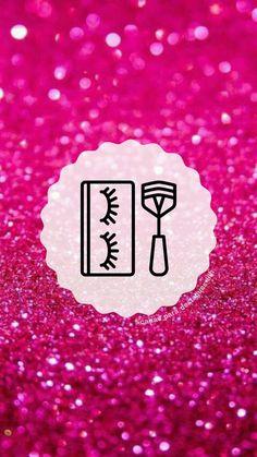 """Capas para destaques do instagram tema """" Glitter Rosa """"( para mais complementação segue o insta @capas_para_destaques_liih) Pink Instagram, Instagram Blog, Instagram Story, Glitter Makeup, Pink Glitter, One Word Quotes, Pink Candles, Instagram Highlight Icons, Eye Makeup"""