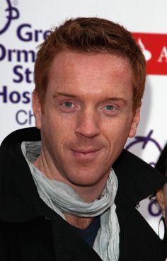 Damien Lewis - terrific actor in Homeland