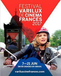 Vinheta Oficial Festival Varilux de Cinema Francês 2017  Consulte se os cinemas de sua cidade participará do Festival em: www.variluxcinefrances.com  'Vive la France', viva o cinema.  https://www.youtube.com/watch?v=opkP0S1-VDM  #blog #minhavisaodocinema #mvdc #follow #insta #filmes #movies #cinema #cinema2017 #varilux #festivalvarilux