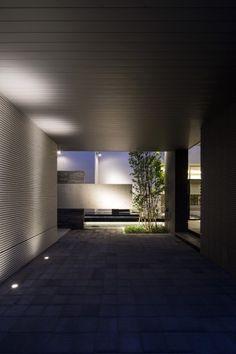 ガーデンリビング ケント・ハウス株式会社 北海道K様邸 Spectacular garden lighting by lighting professionals. Enjoy a dramatic, romantic, even mysterious scene comparing to a day time.