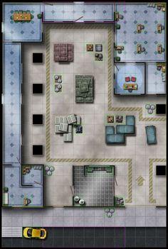 shadowrun rpg modern maps map d20 sci fi tabletop wars star fantasy dungeon battle space cyberpunk maker gaming games dnd