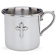 865274-Cross Pewter Baby Cup