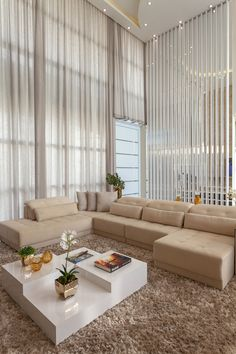 Apartment Interior, Home Living Room, Interior Design Living Room, Beige Living Rooms, Home Room Design, Dream Home Design, Luxury Homes Dream Houses, House Inside, Aesthetic Bedroom