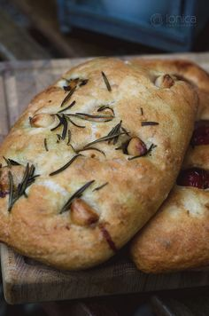 Garlic Focaccia, Bakery