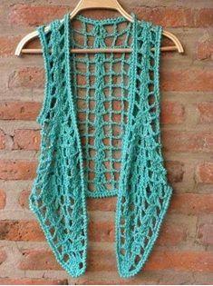 Fabulous Crochet a Little Black Crochet Dress Ideas. Georgeous Crochet a Little Black Crochet Dress Ideas. Gilet Crochet, Crochet Diy, Crochet Jacket, Crochet Woman, Crochet Cardigan, Love Crochet, Crochet Shawl, Crochet Stitches, Crochet Vests