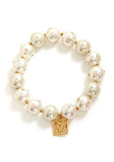 On ideel: ANNE KLEIN Single Row Stretch Bracelet