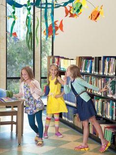 Violet Affleck inspired fashion Parenting March 2012