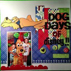 Dog Days of Disney