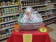 "Free ""Tailgate Basket"" raffle created  by Donna Serventi"