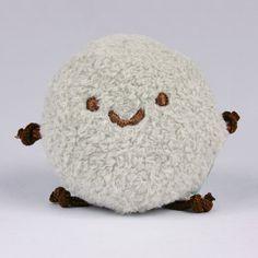 https://flic.kr/p/MRVwqz | San-X Sumikko Gurashi Mini Plush (Dust)