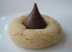 Classic sugar cookie with the hersey kiss in the middle... either that or a snickerdoodle.  Both ways are fantastic