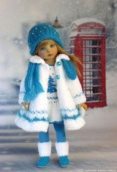 Зимний наряд.