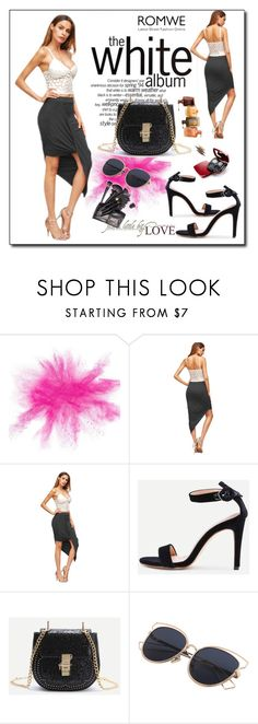 """""""ROMWE 4"""" by woman-1979 ❤ liked on Polyvore featuring Avon"""